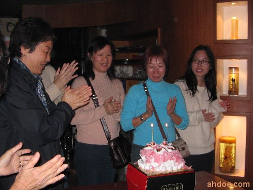 Birthday in Korea Year 2005