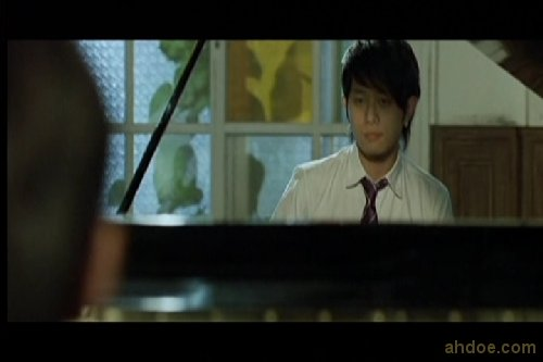 Piano Duel in Movie Secret by Jay Chou