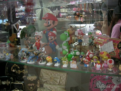 Super Mario set in Batam