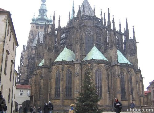 St Vitus Cathedral 2