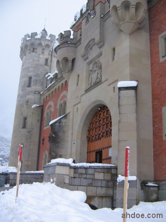 Castle Main Gate