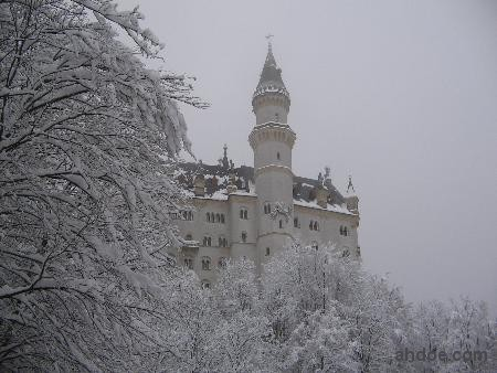 Neuschwanstein Castle in Daytime