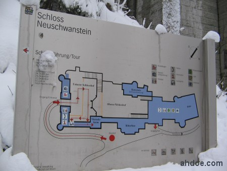Neuschwanstein Floorplan