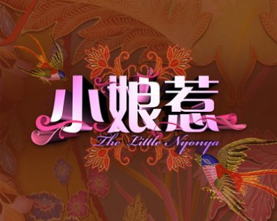 The Little Nyonya Title