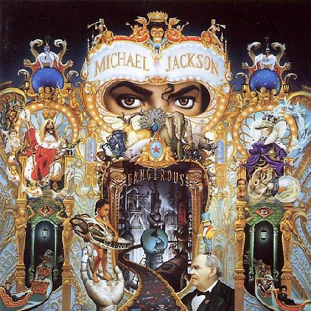MJ Album Cover