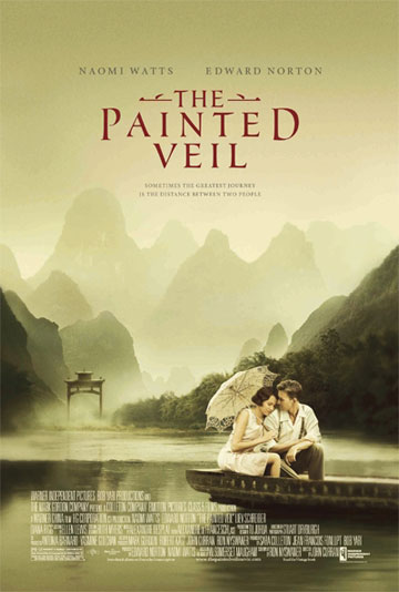 The Painted Veil Poster