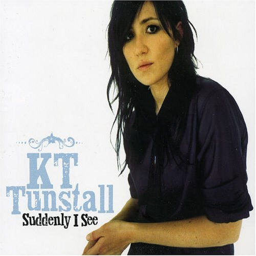 KT Tunstall's Suddenly I See Album Cover