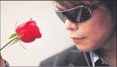 Wu Bai and Flower