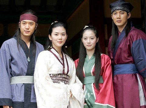 Seo Dong Yo Casts
