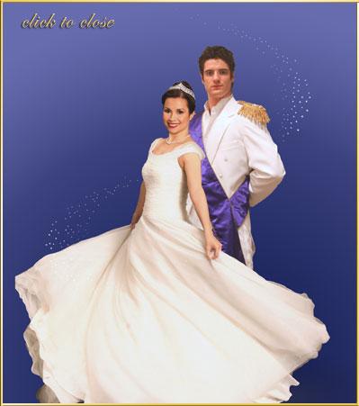 Lea Salonga in Cinderella Stage show
